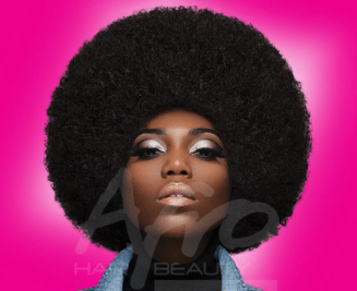 Afro Hair And Beauty Show 2018
